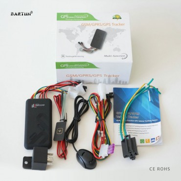 GT06 Car GPS Tracker SMS GSM GPRS Vehicle Tracking Device Monitor Locator Gps Tracking Device