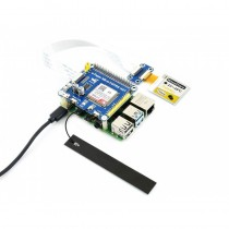 e-Paper IoT Driver HAT for Raspberry Pi Supports NB-IoT/eMTC/GPRS