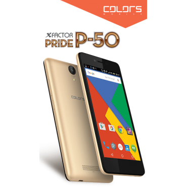 Colors Pride P50