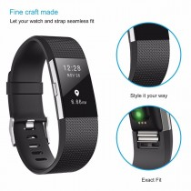 Band Replacement  for Fitbit Charge 2  Smart Watch Bands Strap for FitBit Charge 2 Bracelet Wrist Band S/L