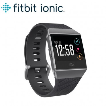 Fitbit Ionic Smart Fitness Watch Wireless Bluetooth GPS Activity Tracker in Nepal 2566MSN66