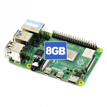 Raspberry Pi 4 Model B 8GB RAM Completely Latest Upgraded