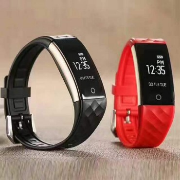 Original S2 Smart Band Wristband Bracelet Heart Rate Monitor