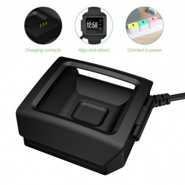 Charging Dock Cable for Fitbit ionic Smart Fitness Watch