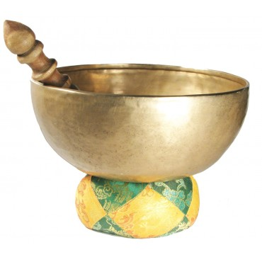 Hand Hammered Tibetan Meditation Singing Bowl 5 Inches