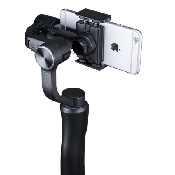 Smooth Q 3 Axis Brushless Handheld Gimbal For 6 Inch Smartphone for GoPro 3/4/5 Smart Phone Black in Nepal
