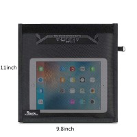 Faraday Bag , Radiation Protection for laptop, Mobile Phone,Car Keys, Anti-Hacking Shielding Pouch