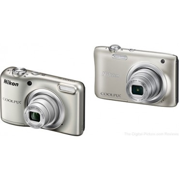 Nikon Coolpix A100 20.1MP Digital Camera