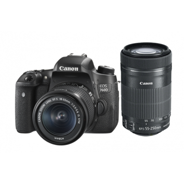 Canon EOS 760D 24.2MP Digital SLR Camera
