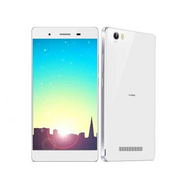 Lava X10 (16GB, White)