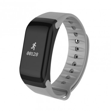 F1 Smart Band - Blood Pressure, Blood Oxygen and Fitness Tracker