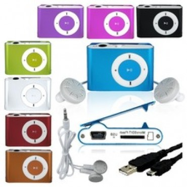 MINI clip Sport Music MP3 Player no Micro TF/SD card Slot  in nepal