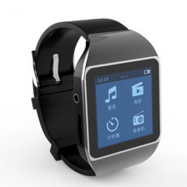 Smart Watch Uniscom smart watch 8GB mp3 player Bluetooth touch screen sport MP3 players 40 languages Singapore in nepal