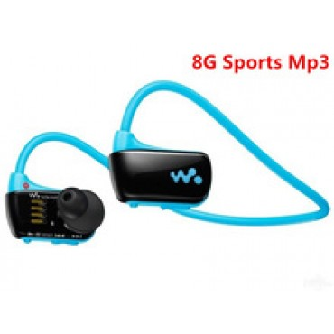 Sports Mp3 player for sony headset 8GB NWZ-W273 Walkman Running earphone Mp3 player headphone  in nepal