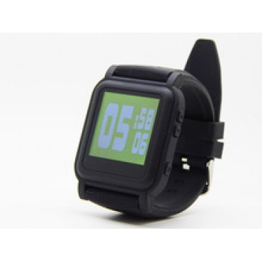 Smart watch Exam Black Mp4 Watch