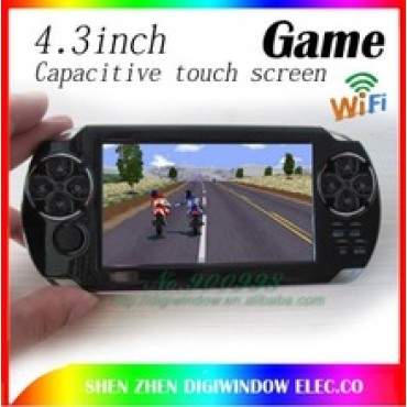 Capacitive touch screen video games console player+android4.0 wireless WIFI game playe in nepal