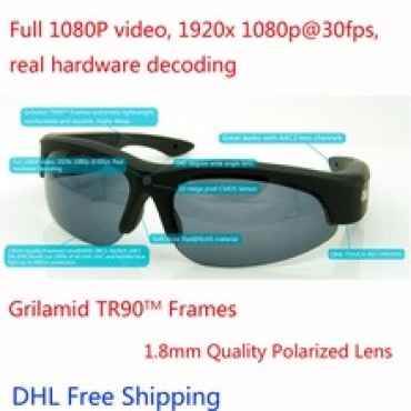 HD 1080P Sport Smart Glasses Camera  in nepal