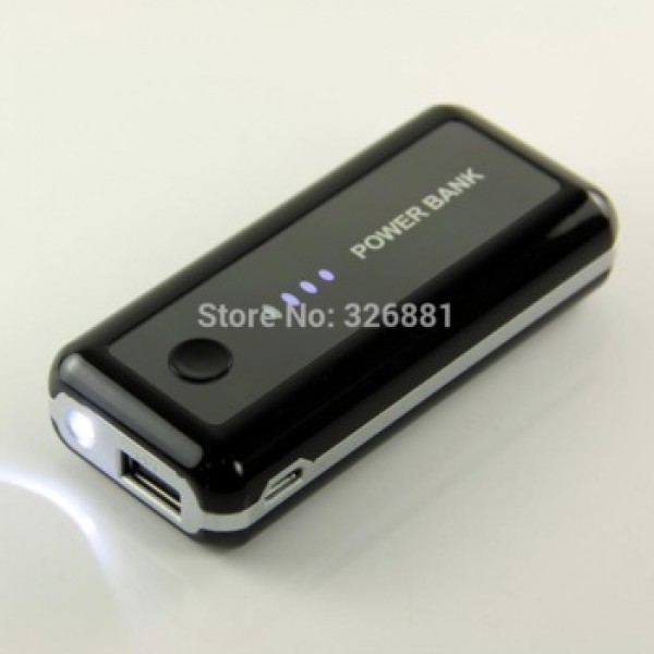 Mobile Power Bank external portable battery charger for iPhone