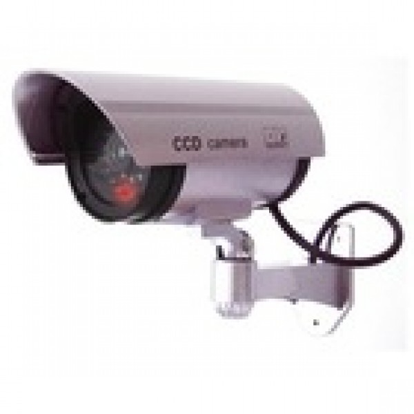 New Wireless Waterproof IR LED Surveillance Fake Dummy Camera, freeshipping, dropshipping wholesale in nepal