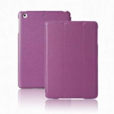 premium Leather Magnetic Smart Cover For ipad mini 2 case for iPad mini 3