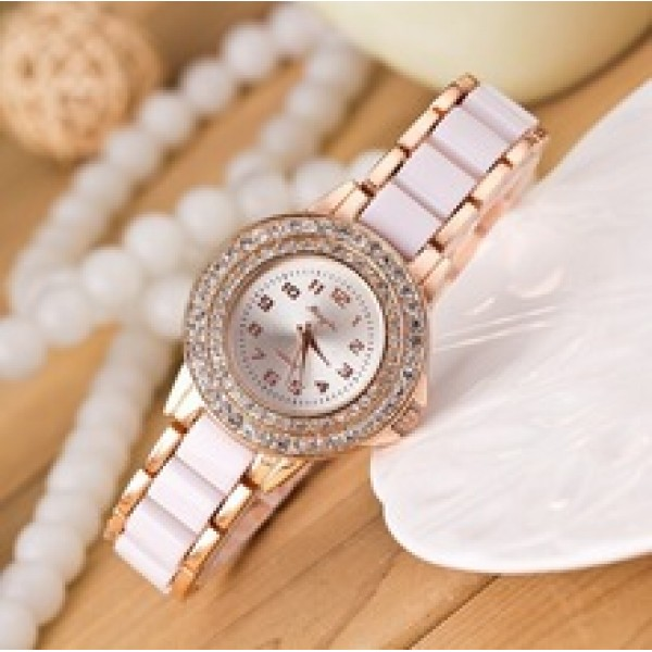 Quality Brand Watches Diamond Watches Roman Numerals Free Shipping in nepal