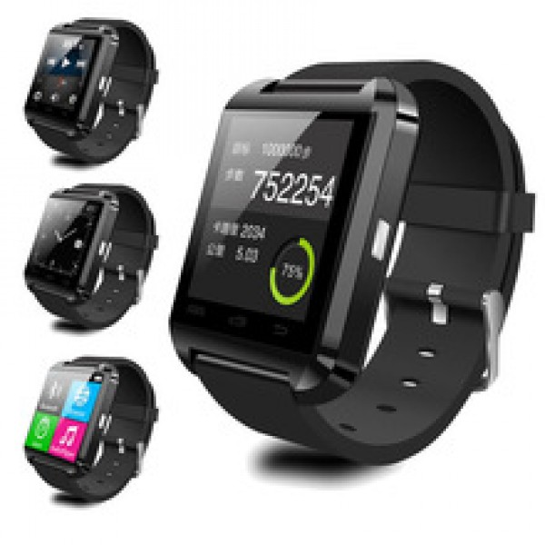 Smart Watch U8 Bluetooth Mobile Remote