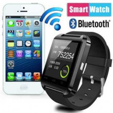 Smart watch U8-T bluetooth smart wristWatch IOS android phone smartphones compatible andriod smart watch in nepal