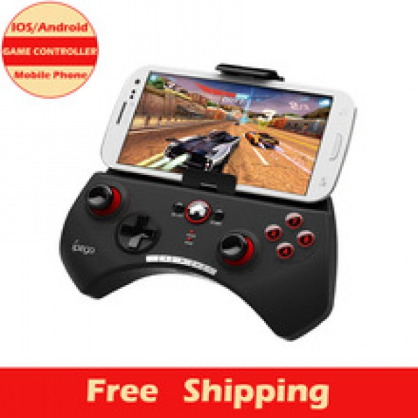 With USB Cable Wireless Bluetooth Game Controller Gamepad Joystick For iPhone Android Mobile Phones Tablet PC  in nepal;