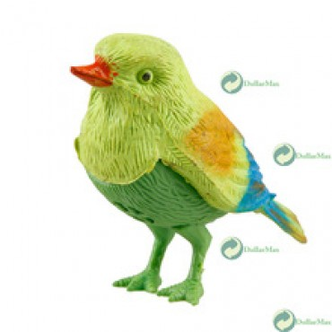 Funny Sound Voice Activate Sing Singing Natural Bird Baby Kids Toy