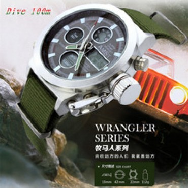 Genuine quartz watch relogio masculino in Nepal.
