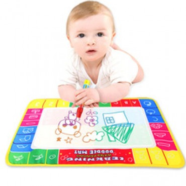 Baby Kids Water Drawing Painting Writing Mat Board