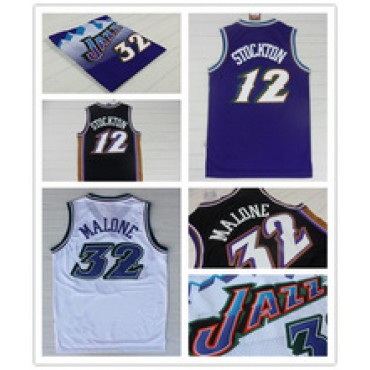 Karl Malone Jersey cheap authentic Snow mountains Basketball Jersey in Nepal.
