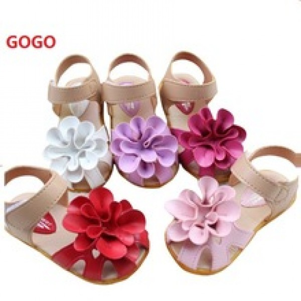 Casual Floral Sandals Girl Shoes in Nepal.