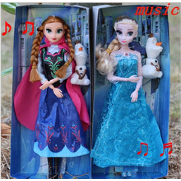 "Music singing ""Let it go"" party Princess toy in Nepal."
