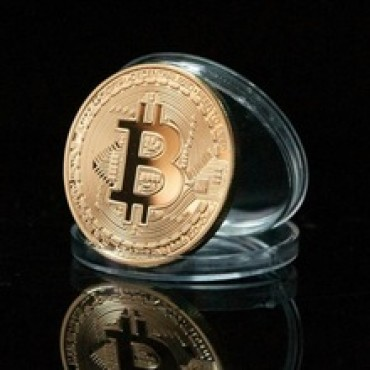 Gold Plated &amp Bronze Physical Bitcoins Casascius in Nepal.