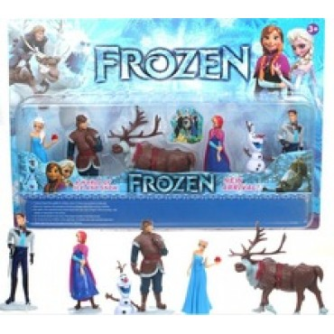 Set Movie Figures Toys Cake Topper Deco Dolls in Nepal.