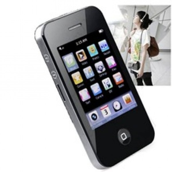 Touch Screen I9 4G Style Mp3 Mp4 MP5 Player Camera  in Nepal.