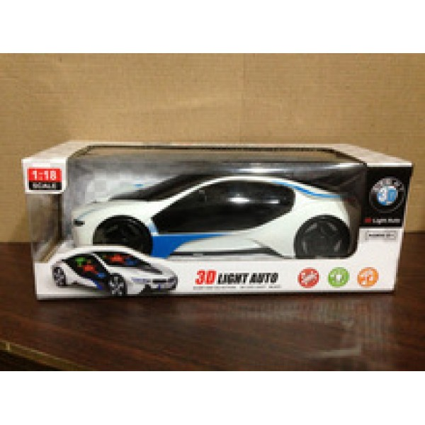 3D Lighting Children Remote Control Electric Race musical Car Toys in nepal