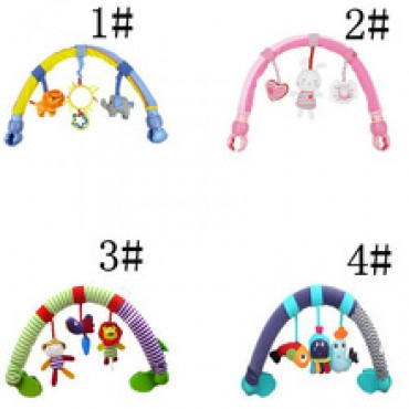 Stroller Rattles Seat Take Along Travel Arch Development Baby Toys in Nepal.