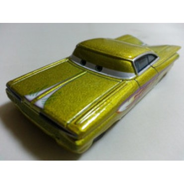 Cars Yellow Ramone Metal Diecast Toy Car in nepal
