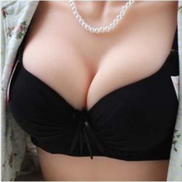 cup Bra super small push up thickening glossy water bag Bra  in nepal