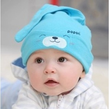 Child Sleep Hat Newborn Cap The Baby Kit Lens Cap Baby Cotton Cap