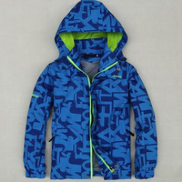 Children Outerwear Casual Sporty Kids Clothes Double-deck Waterproof Windproof Boys Jackets in nepal