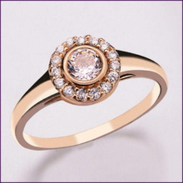 Austrian Crystal fashion jewelry  To Girlfriend Gifts top quality beautiful rings for womens,