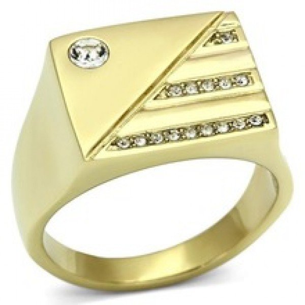 Gold Plated Ring Men Ring Lead Free Allergy Free Banquet Party Gifts in nepal