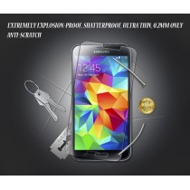 HD Clear Premium 0.4MM Tempered Glass For Samsung Galaxy I9600 S5