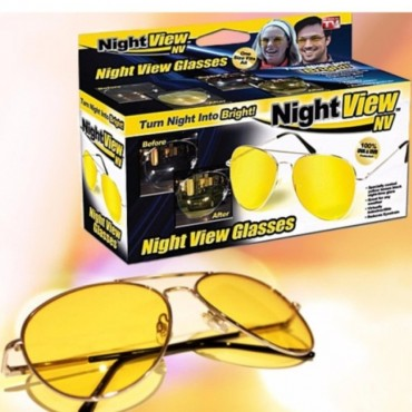 Night View Glasses free Microfibre Spectacles cleaner