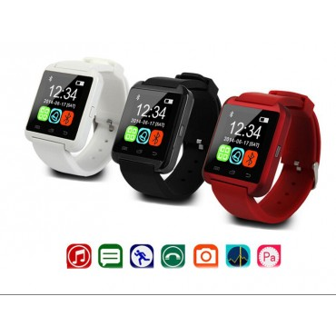 Smart Watch W8 Bluetooth IOS/Android Phone Smartwatch