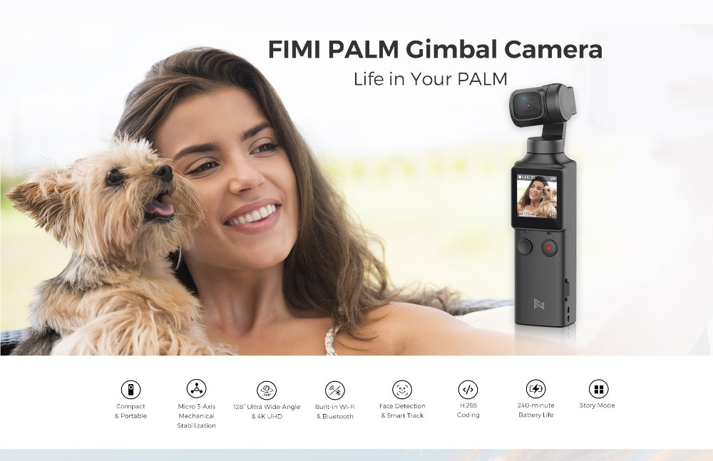 FIMI-PALM-3-Axis-4K-HD-Handheld-Gimbal-Camera-Stabilizer-128-Wide-Angle-Smart-Track-Built-in-Wi-Fi-Bluetooth-Remote-Control-4000452959524