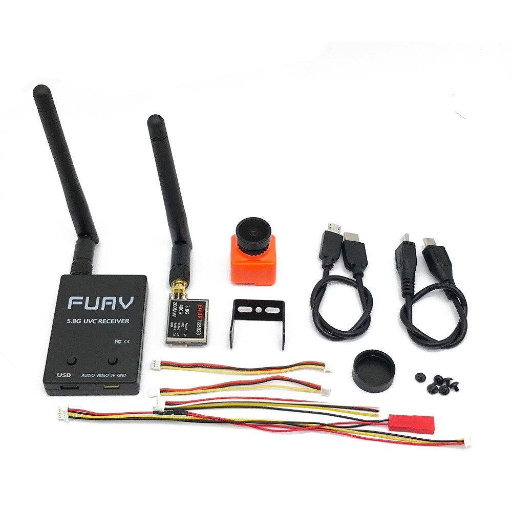 Ready-to-use-58G-FPV-Receiver-UVC-Video-Downlink-OTG-VR-Android-Phone58G-200600mw-Transmitter-TS5823CMOS-1200TVL-Camera-fpv-32999558925